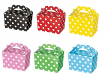 Random Mix Polka Dot Spot of Meal Party Box